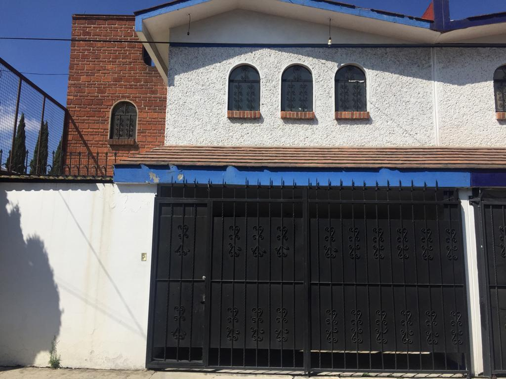 Foto Casa en Renta en  Doctores,  Toluca  Maximiliano Alvarez 113-1