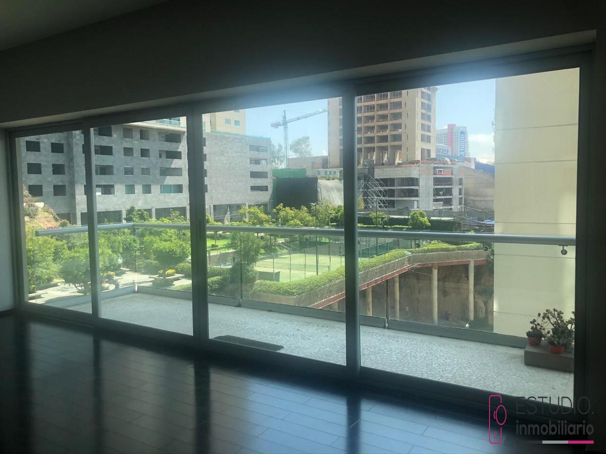 Foto Departamento en Renta en  Santa Fe Cuajimalpa,  Cuajimalpa de Morelos  DEPARTAMENTO EN RENTA REFORMA SANTA FE. seguridad, luminoso, terraza.