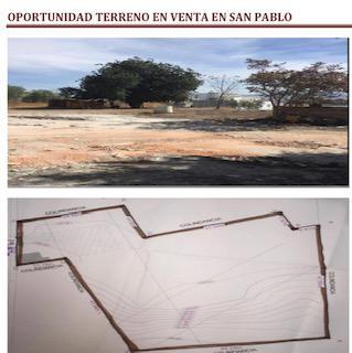 Foto Terreno en Venta en  San Pablo,  Querétaro  TERRENO EN VENTA H6 CERCA DEL TEC DE MONTERREY EN QRO. MEX.