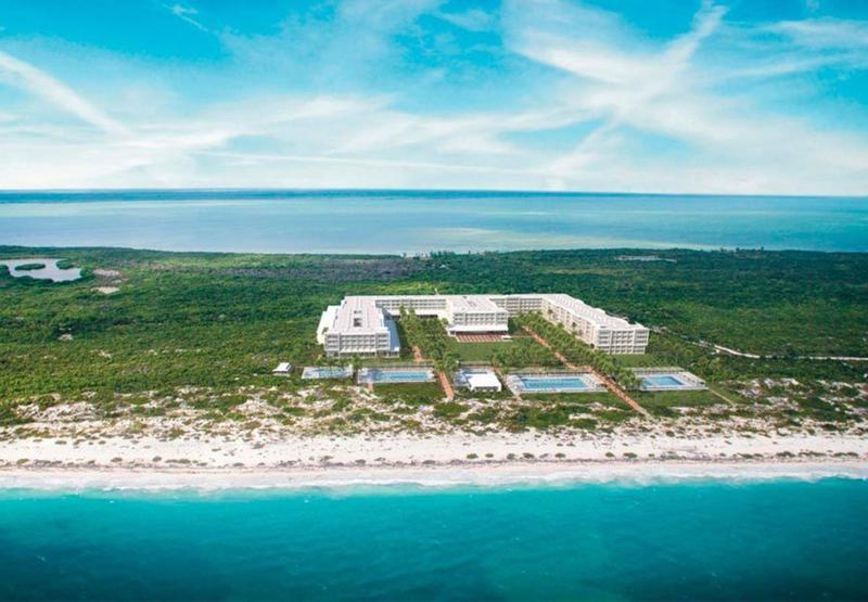 Foto Terreno en Venta en  Cancún Centro,  Cancún  Venta de Terreno Hotelero en Isla Blanca con Frente de Playa