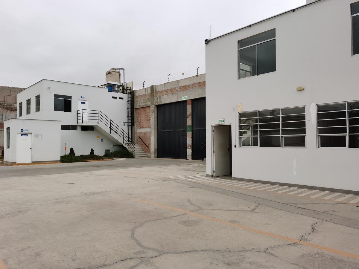Foto Local en Alquiler en  LAS VERTIENTES,  Villa el Salvador  Calle Uno S/N