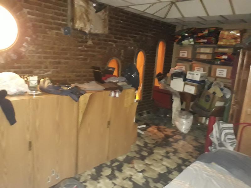Foto Depósito en Venta en  San Justo,  La Matanza  Ruta 3