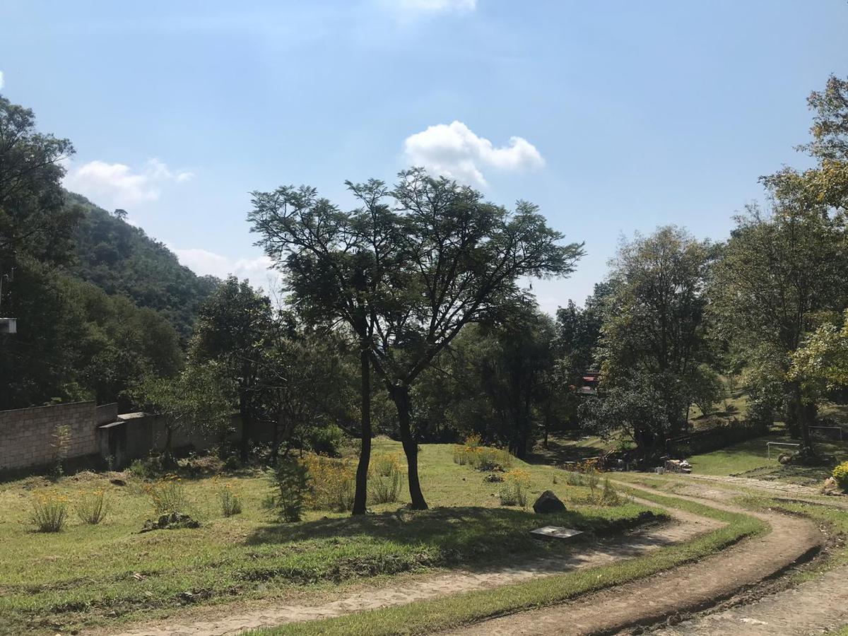Foto Terreno en Venta en  Malinalco,  Malinalco  Barrio de San Andres