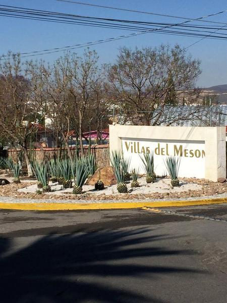 Foto Terreno en Venta en  Fraccionamiento Villas del Mesón,  Querétaro  Terreno en Venta en Villas del Mesón, Juriquilla, Querétaro.