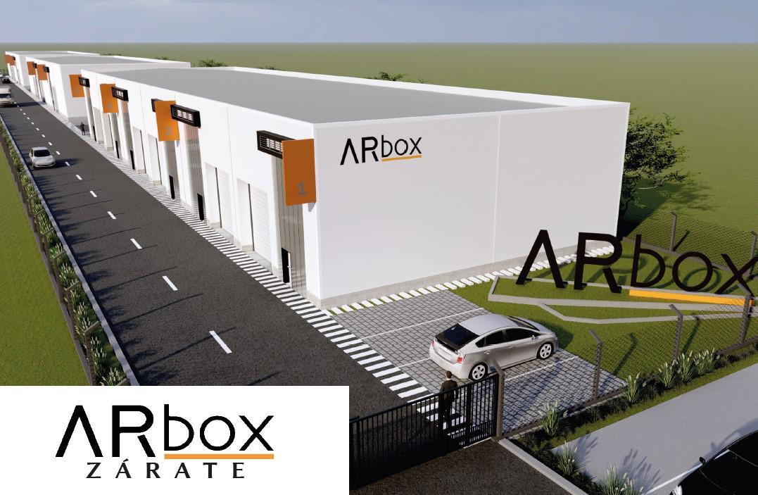ARbox Zárate - Naves Industriales desde 318 m2
