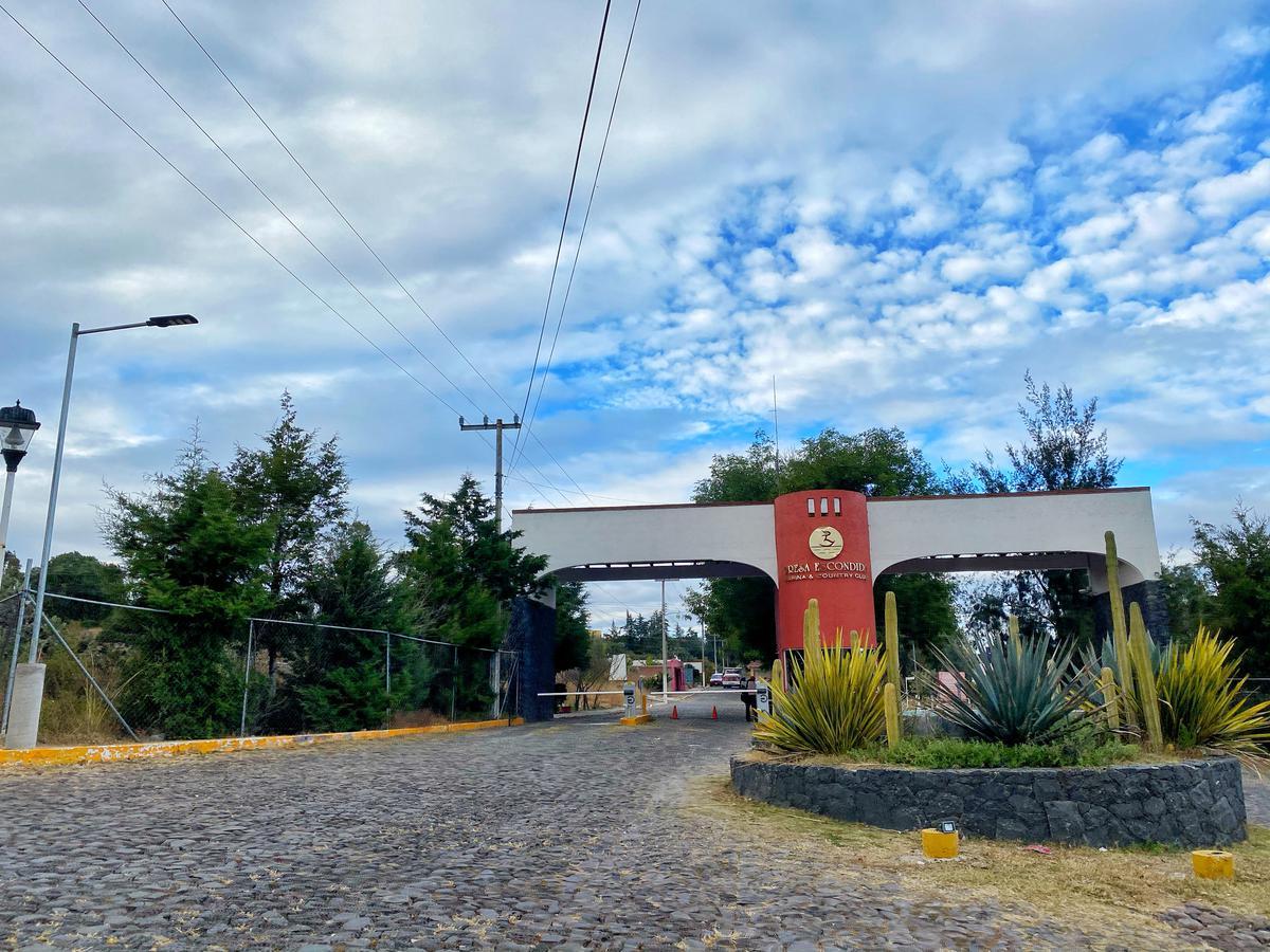 Foto Terreno en Venta en  Fraccionamiento Presa Escondida,  Tepeji del Río de Ocampo  Presa Chicoasen Mz. 14 Lt. 16 Presa Escondida Sección Country Club