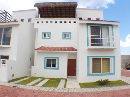 Foto Casa en condominio en Renta en  Zona Hotelera Sur,  Cozumel  VILLAS TOPACIO 33