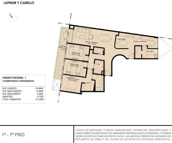 Emprendimiento  en Palermo
