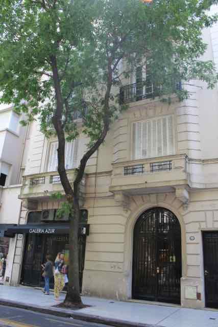 Foto Departamento en Venta en  Retiro,  Centro (Capital Federal)  Arenales 800