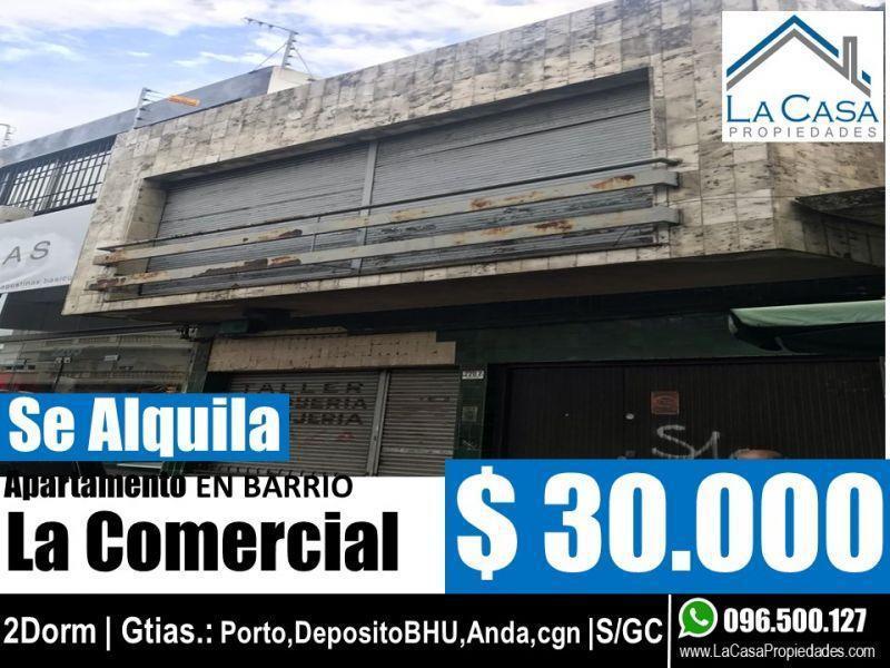 Foto Apartamento en Alquiler en  La Comercial ,  Montevideo  JUSTICIA 2200