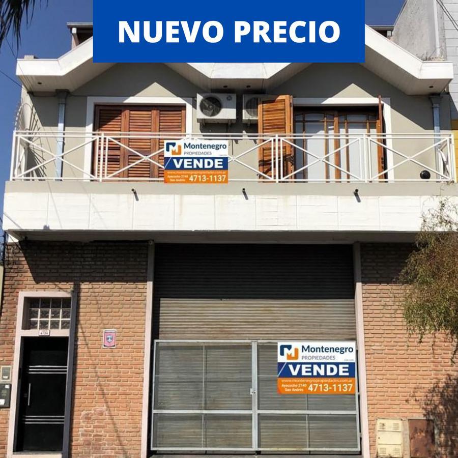 Foto Casa en Venta en  Villa Ballester,  General San Martin  Cabildo al 4700