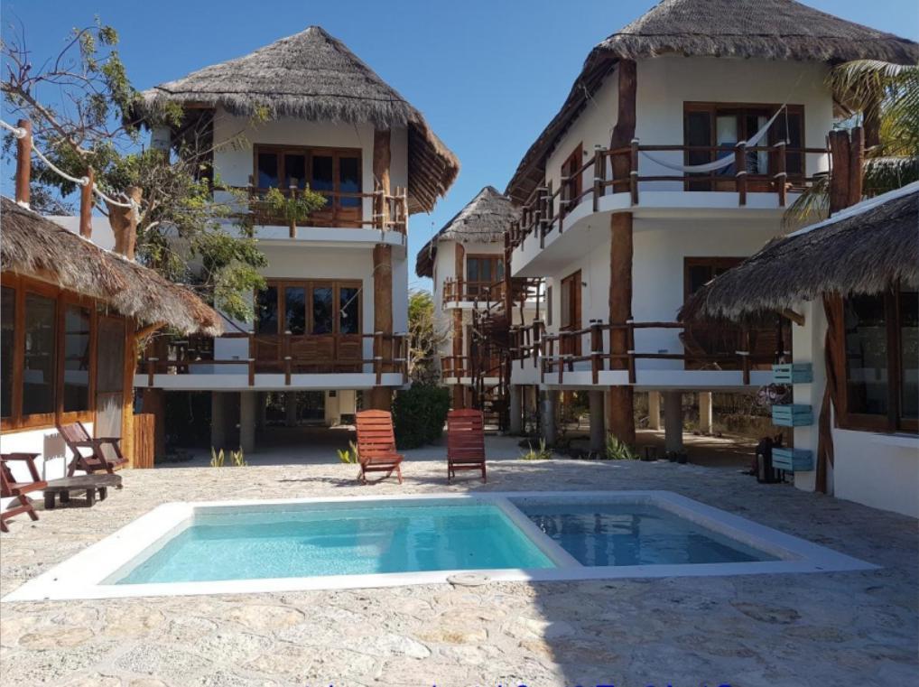 Foto Hotel en Venta en  Quintana Roo ,  Quintana Roo  Venta de Hotel Ventana Al Paraíso en Holbox