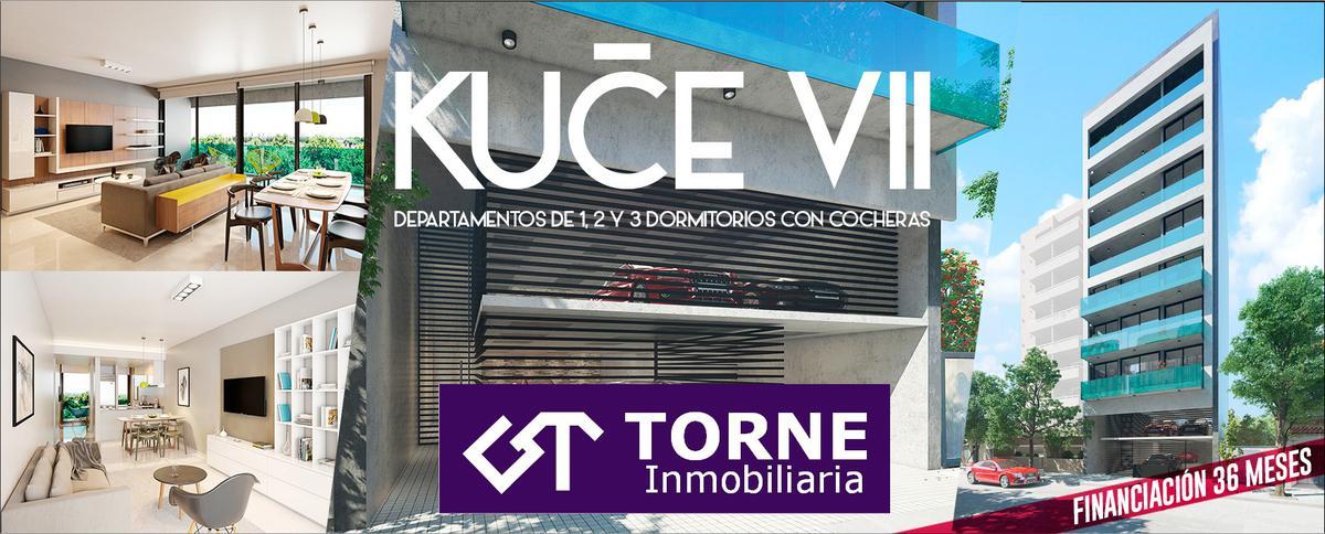 Foto Departamento en Venta |  en  Centro,  Rosario  Montevideo 620 - 2 dormitorios 3er piso - KUCE VII