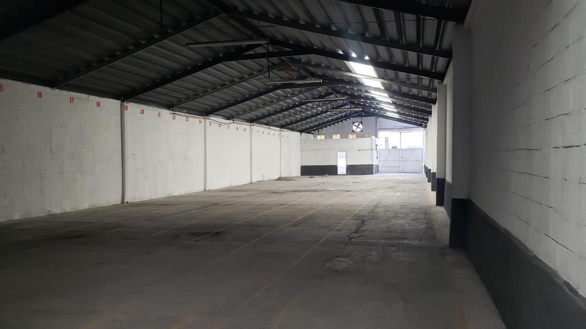"""Foto Bodega Industrial en Renta en  Zona industrial Civac,  Jiutepec  Renta Bodega Civac  """"A"""""""
