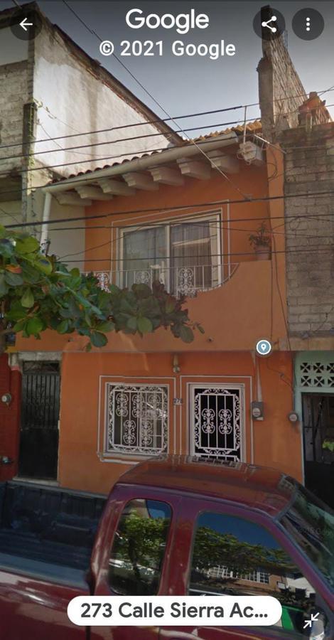 Foto Casa en Venta |  en  Lázaro Cárdenas,  Puerto Vallarta   CASA EN LAZARO CARDENAS