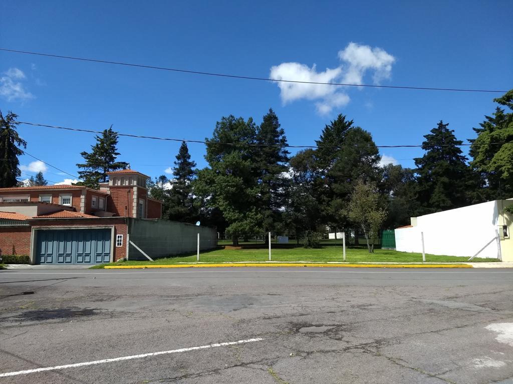 Foto Terreno en Venta en  San Carlos,  Metepec  CLUB DE GOLF SAN CARLOS