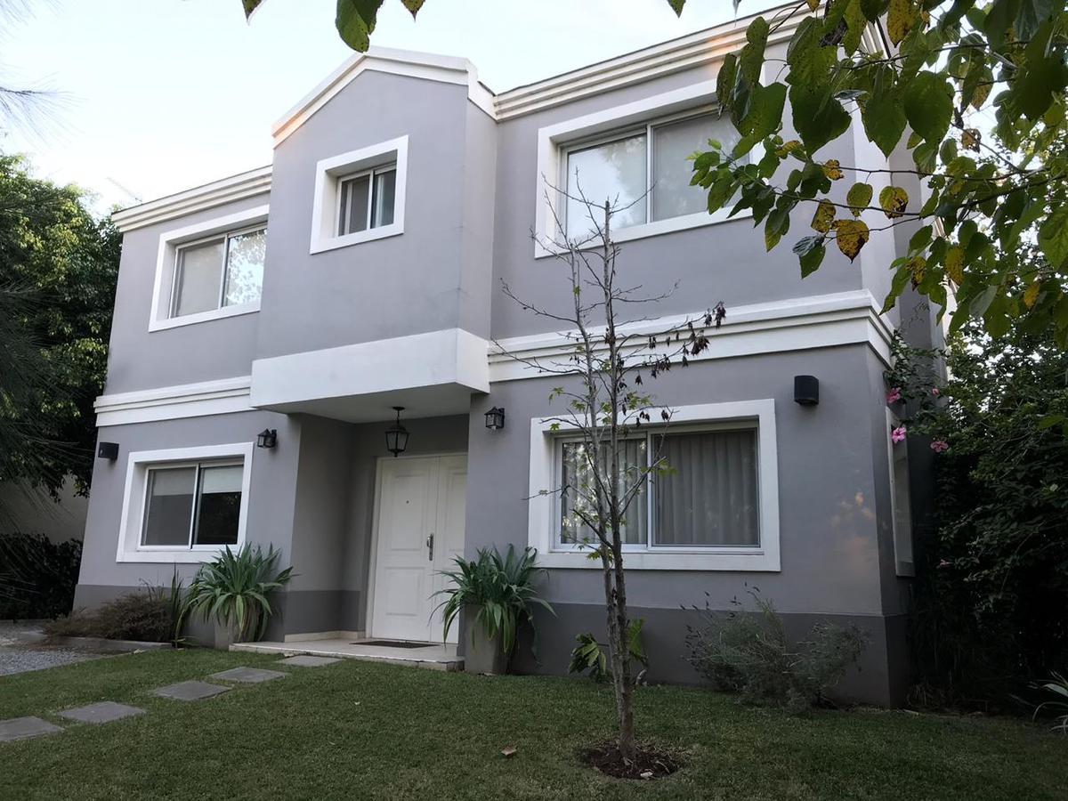 Foto Casa en Alquiler temporario en  La Damasia,  Countries/B.Cerrado (San Fernando)  Barrio La Damasia