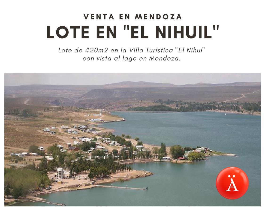 Foto Terreno en Venta en  El Nihuil,  San Rafael  Villa turística El Nihuil