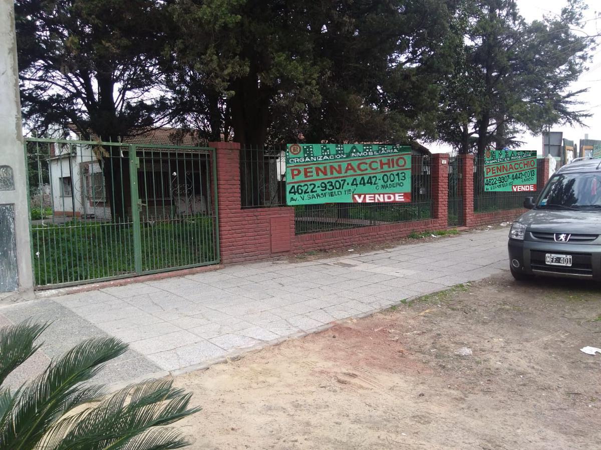 Foto Terreno en Venta en  Ciudad Madero,  La Matanza  Avenida Velez Sarsfield al 900