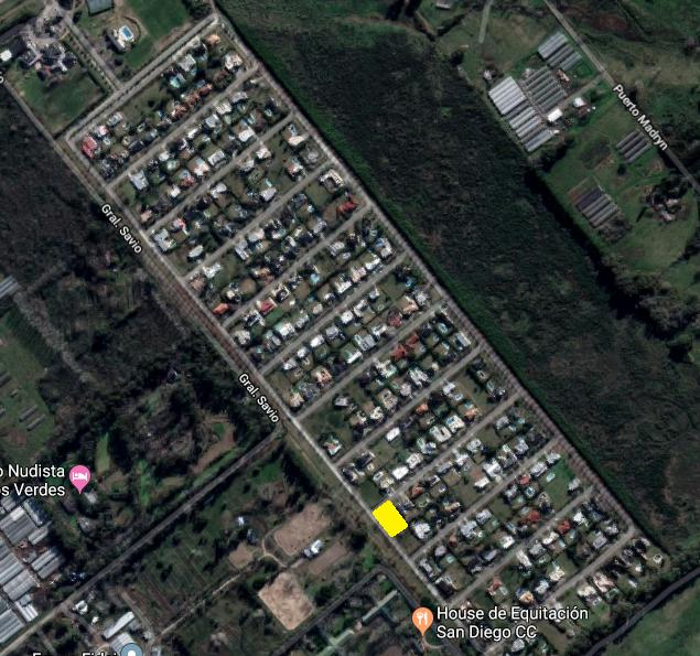 Foto Terreno en Venta en  Santa Ana,  Countries/B.Cerrado (Moreno)  Ruta 24 al 3400