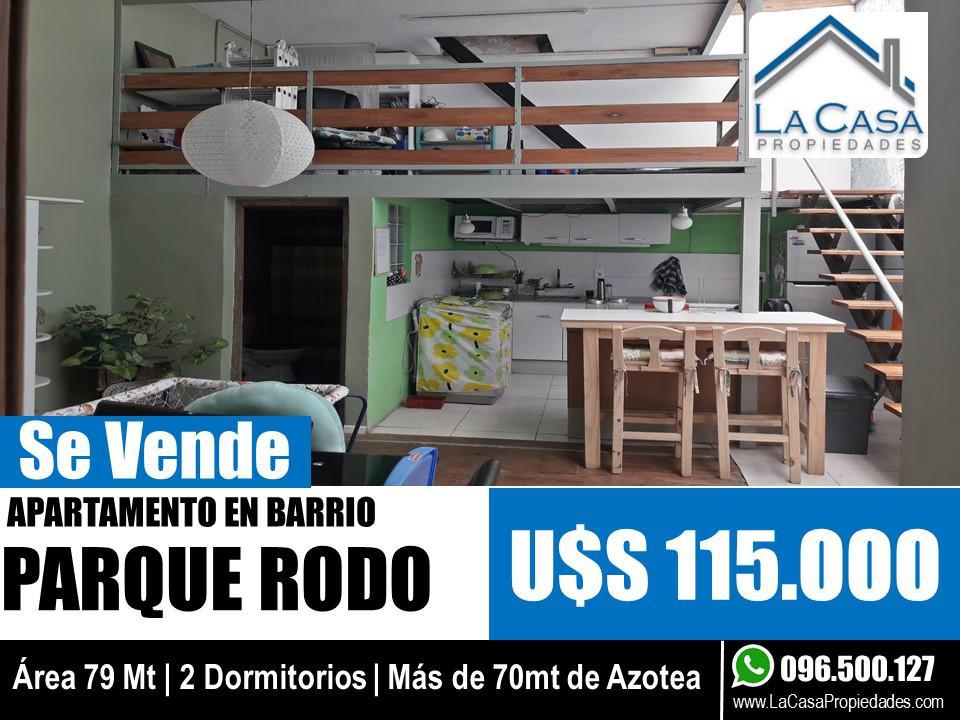 Foto Apartamento en Venta en  Palermo ,  Montevideo  san salvador 2000