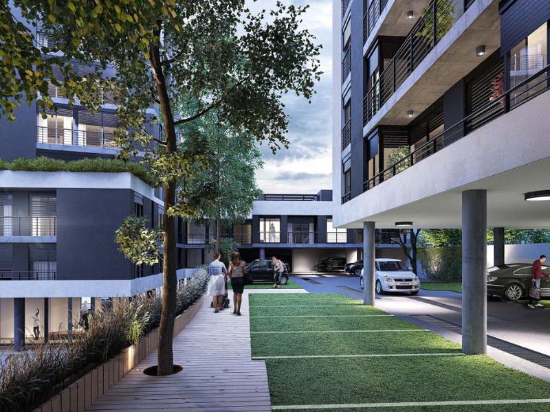Foto Departamento en Venta en  La Blanqueada ,  Montevideo   U 607 , Apartamento un ambiente  en Venta.  Precio Lanzamiento