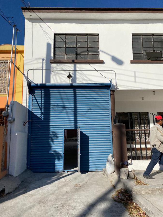 Foto Bodega Industrial en Renta en  Hidalgo,  Monterrey  BODEGA EN RENTA COL. HIDALGO
