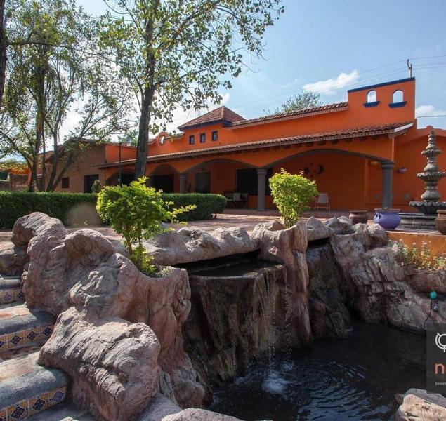 Foto Quinta en Venta en  Hacienda San Antonio,  Allende  Hacienda San Antonio