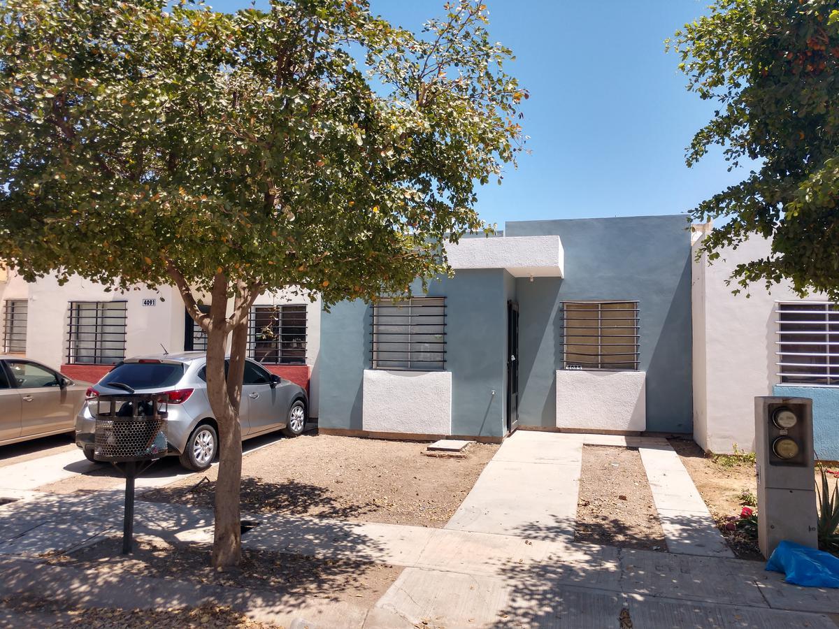 Foto Casa en Renta en  Culiacán ,  Sinaloa  Rento Casa Semiamueblada 2 Recamaras Sector Santa Fe