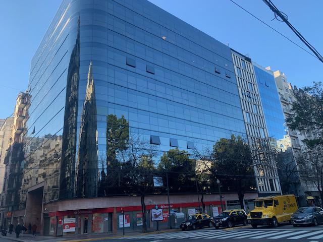 Foto Oficina en Alquiler en  Tribunales,  Centro (Capital Federal)  Talcahuano 800 ESQ AV. CORDOBA Oficina Premium  Fte Espectac vista Plaza