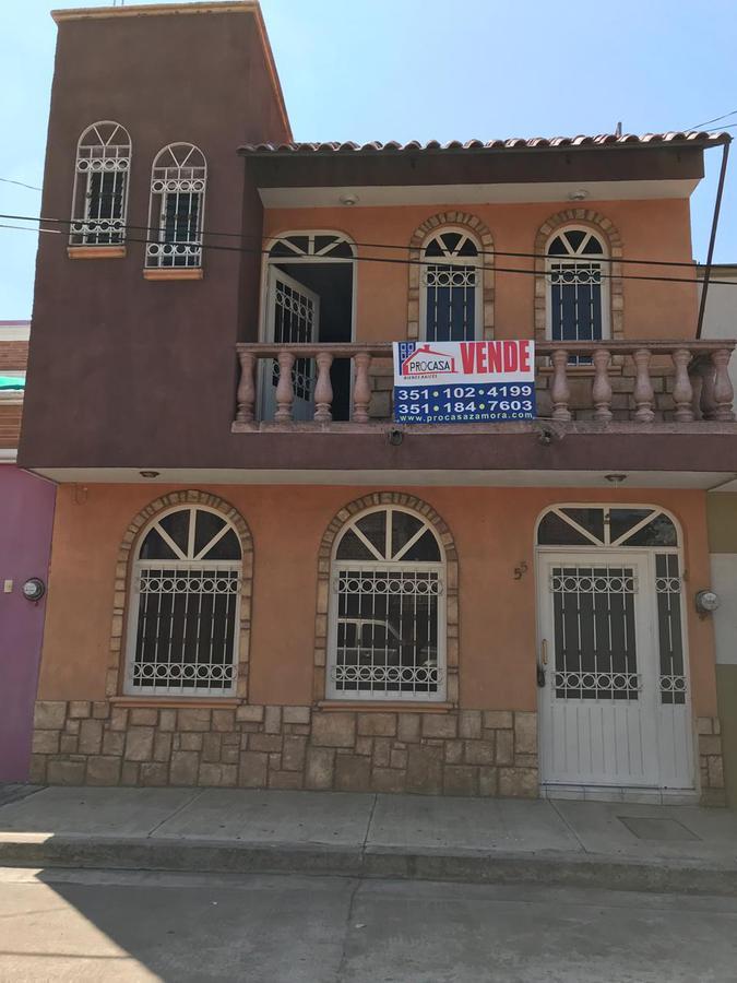 Foto Casa en Venta en  Zamora ,  Michoacán  Casa en Fracc. Aurora