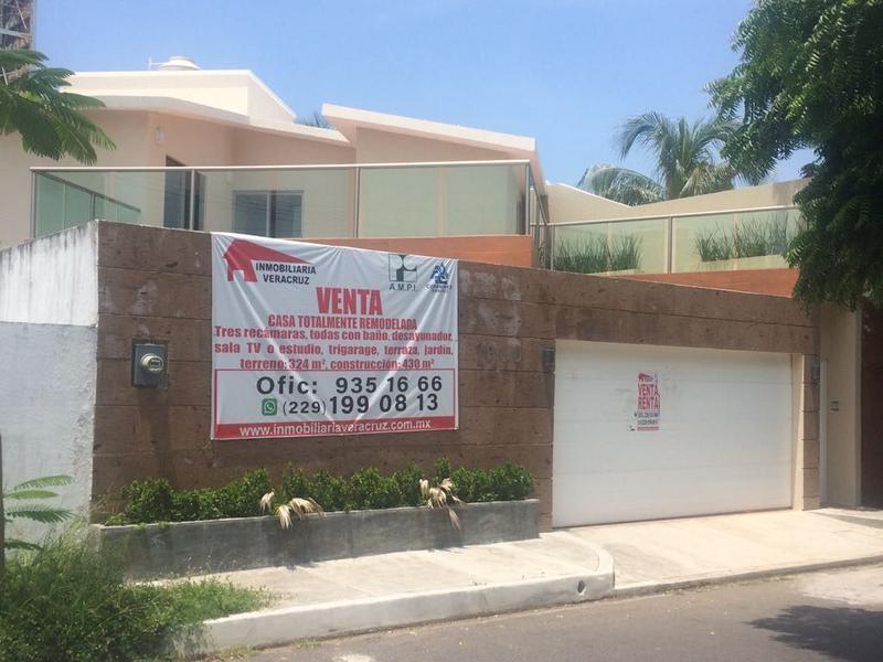 Inmobiliaria Veracruz Casa En Venta En Fraccionamiento