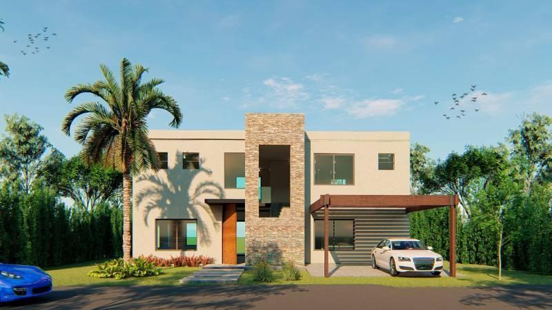 Foto Casa en Venta en  San Gabriel,  Villanueva  Barrio San Gabriel - Villa Nueva al 100
