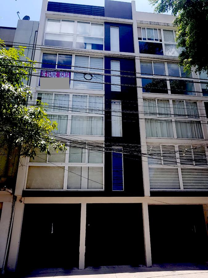 Foto Departamento en Venta en  Santa Cruz Atoyac,  Benito Juárez  DEPARTAMENTO A DOS CALLES DE PLAZA UNIVERSIDAD