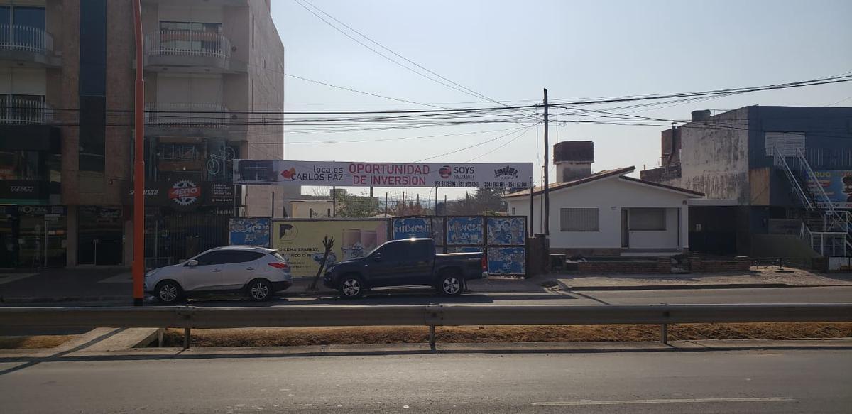 Foto Local en Venta en  Villa Carlos Paz,  Punilla  Local Av San Martin 1244,  Villa Carlos Paz