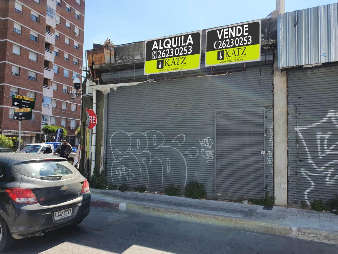 Foto Depósito en Venta en  Unión ,  Montevideo  ASILO ESQ COMERCIO