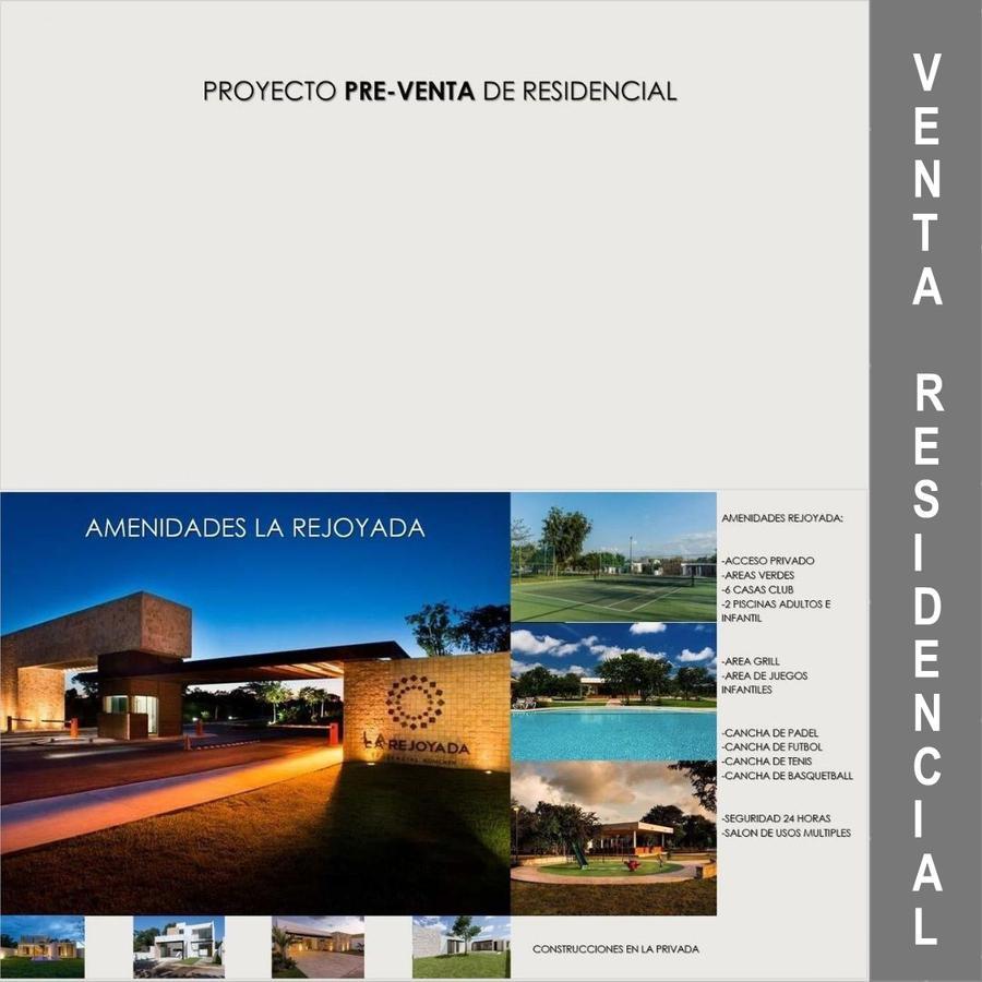 Foto Casa en Venta en  Pueblo Komchen,  Mérida  Casa en Venta en Mérida Residencial Privada La Rejoyada 3 habitaciones