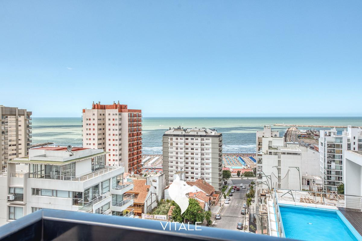 Foto Departamento en Venta en  Playa Grande,  Mar Del Plata  Matheu 100