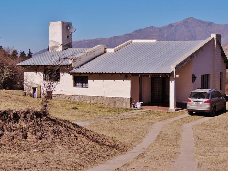 Foto Casa en Alquiler temporario en  Tafi Del Valle ,  Tucumán  Alquiler temporario Casa 6 personas.  2 dorm   entrepiso. Lote 2600 m2. La Quebradita