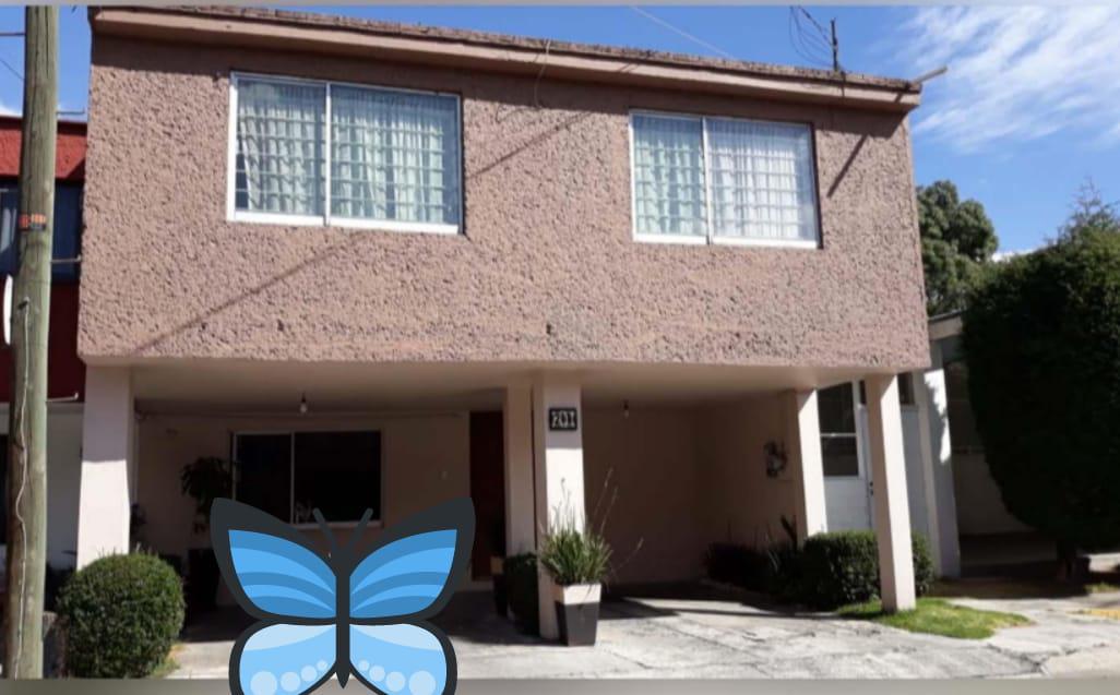 Foto Casa en Venta en  San Francisco Coaxusco,  Metepec  GUADALUPE VICTORIA