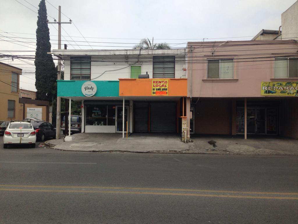 Foto Local en Renta en  Vista Hermosa,  Monterrey  Colonia Vista Hermonsa