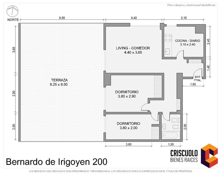 Foto Departamento en Venta en  Monserrat,  Centro (Capital Federal)  Bernardo De Irigoyen al 200