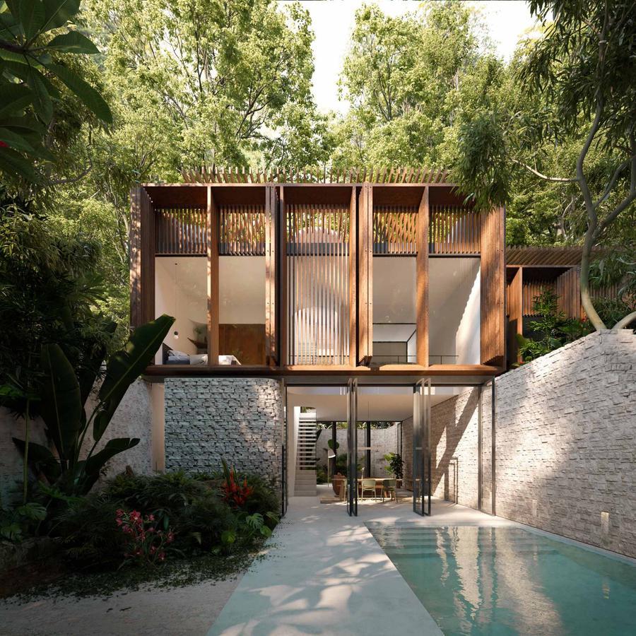 Foto Casa en Venta en  Tulum ,  Quintana Roo  Villas Ecológicas ubicadas en la Selva de Tulúm