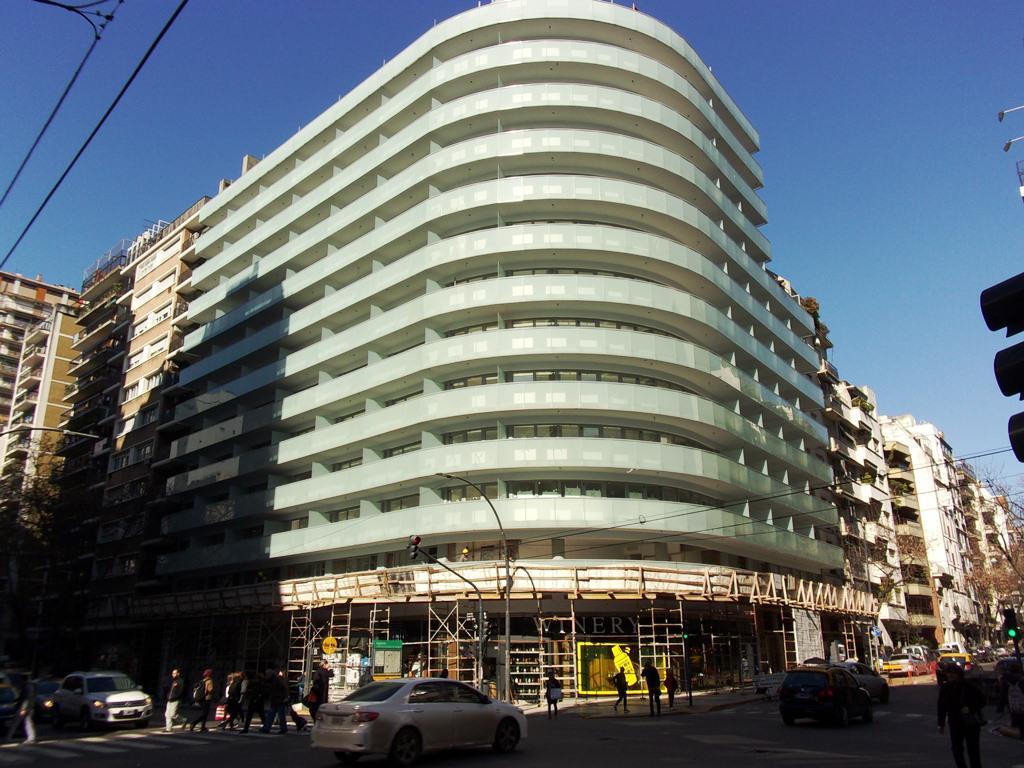 Foto Oficina en Venta | Alquiler en  Barrio Norte ,  Capital Federal  AV. SANTA FE Y AGUERO - 10º 11