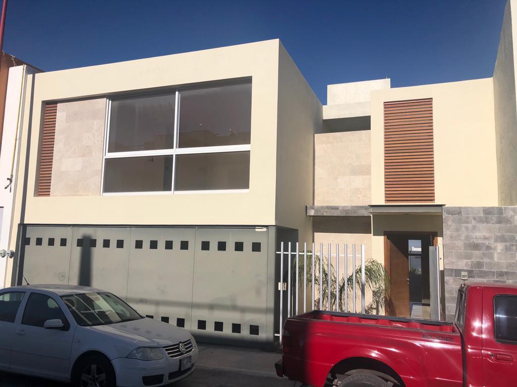 Foto Casa en Renta en  Lomas del Tecnológico,  San Luis Potosí  CASA EN RENTA EN LOMAS DEL TECNOLOGICO
