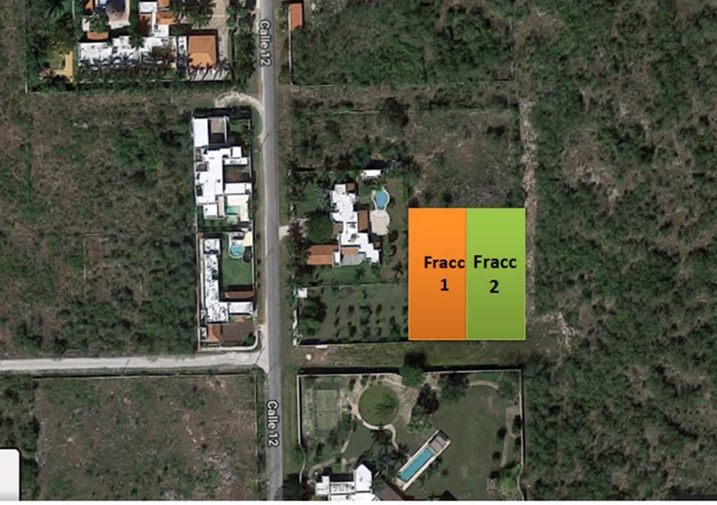 Foto Terreno en Venta en  Temozon Norte,  Mérida  Terreno residencial en venta, Temozon Norte, Excelente ubicación y ¡alta plusvalía!