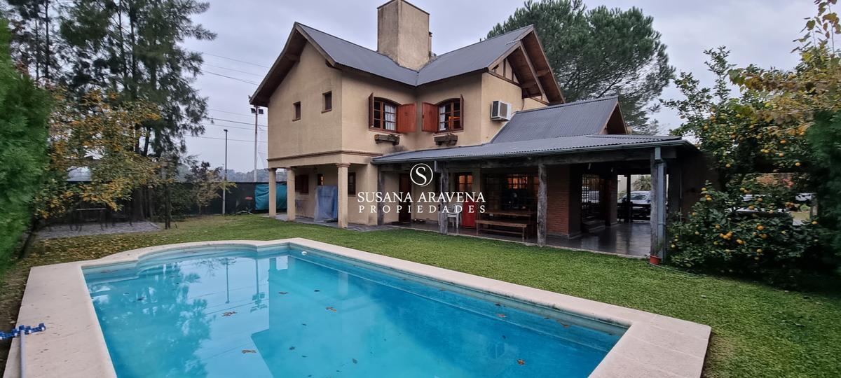 Foto Casa en Alquiler | Alquiler temporario en  La Caballeriza,  Countries/B.Cerrado (Pilar)  La Caballeriza