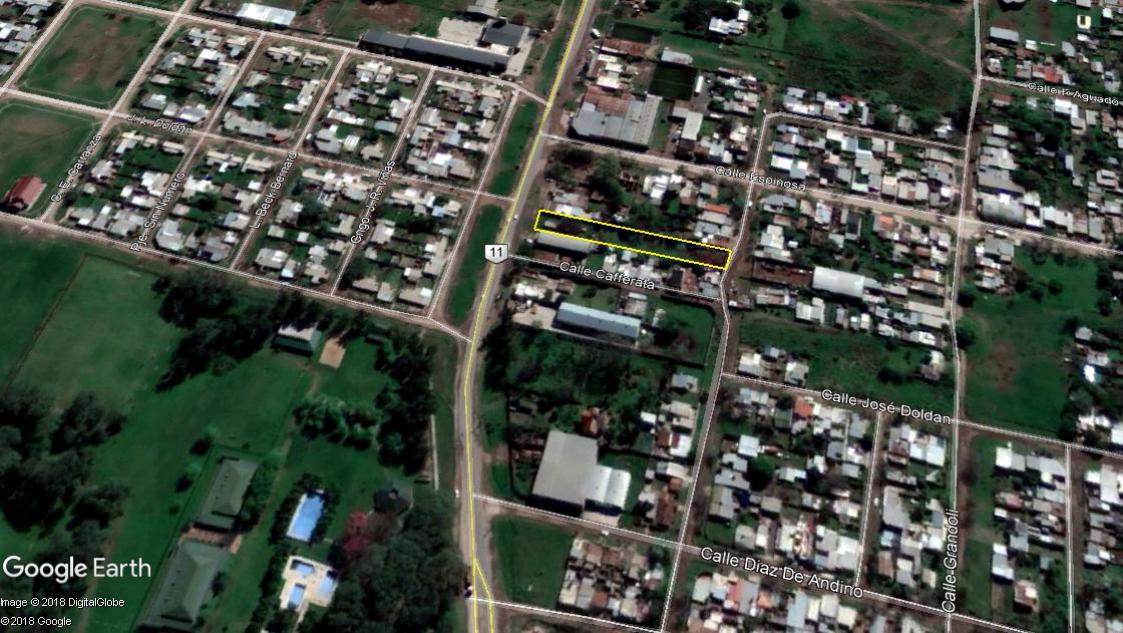 Foto Terreno en Venta en  Santa Fe,  La Capital  Gran terreno Blas Parera al 10000