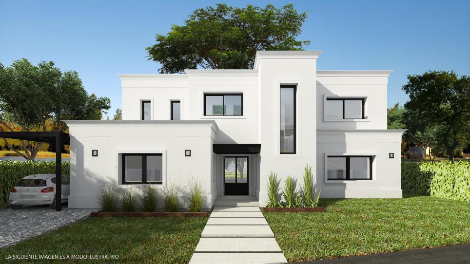 Foto Casa en Venta |  en  San Francisco,  Villanueva  Muy buena casa estilo moderno. 4 ambientes. San Francisco. Villanueva