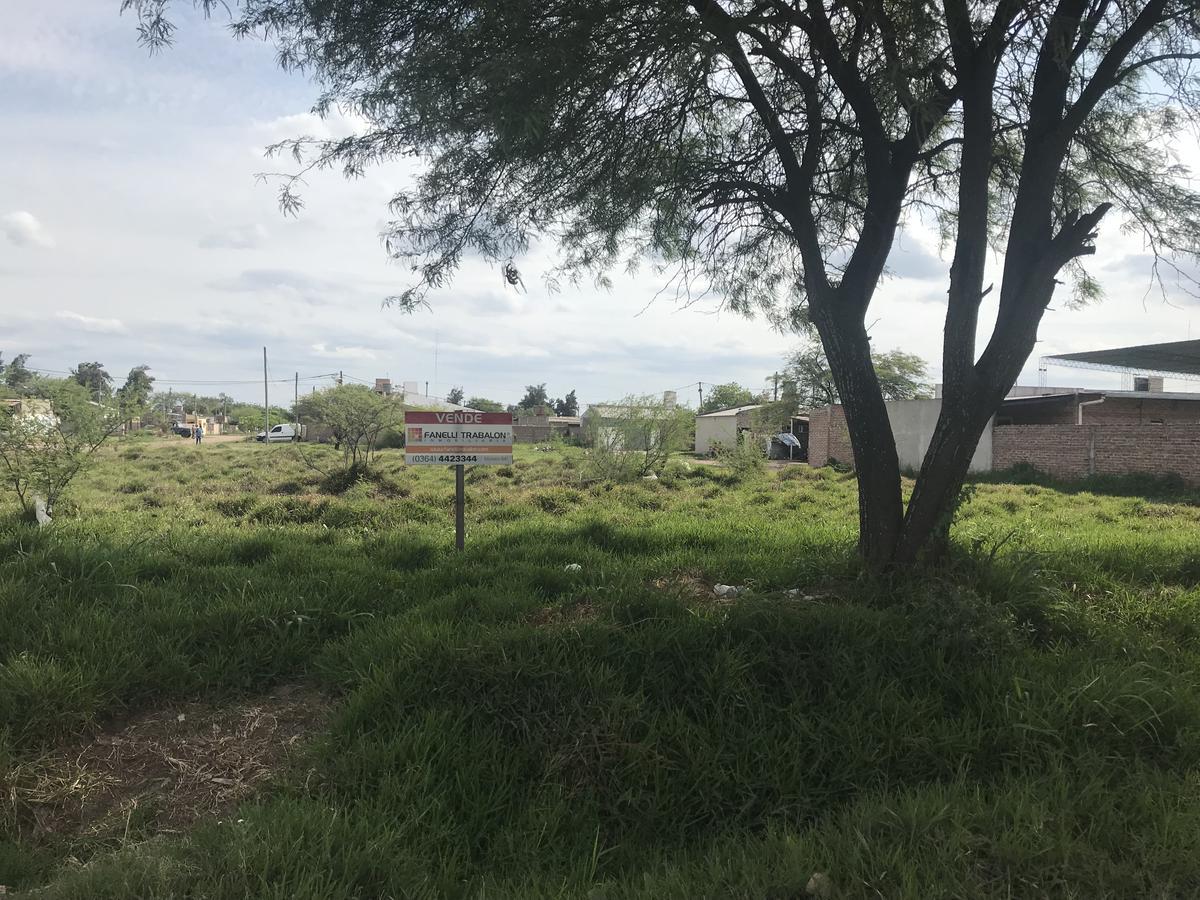 Foto Terreno en Venta en  Obrero,  Presidencia Roque Saenz Peña  329 esquina 314